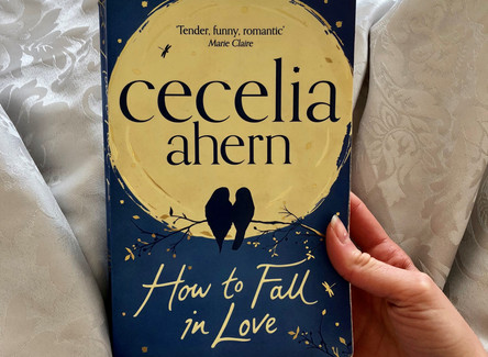 Book Review: How To Fall In Love By Cecelia Ahern