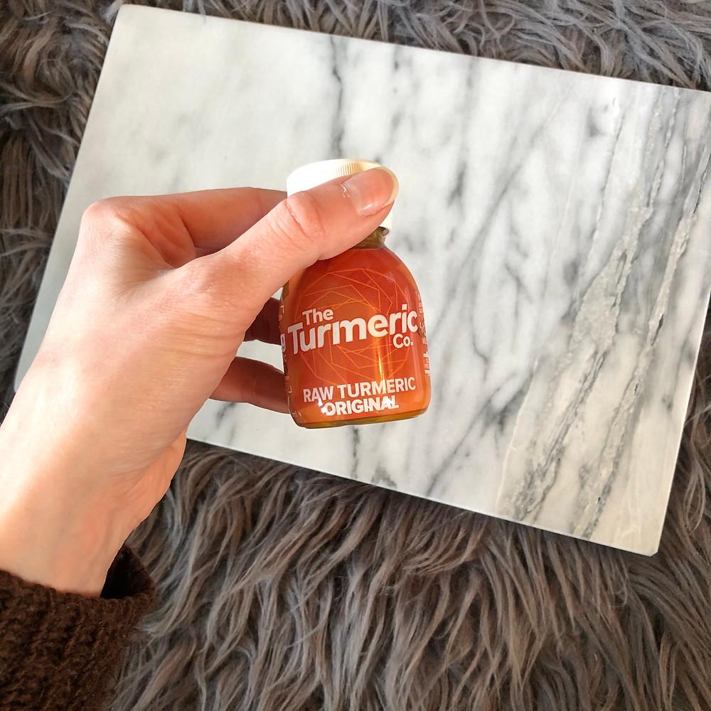 Raw Turmeric