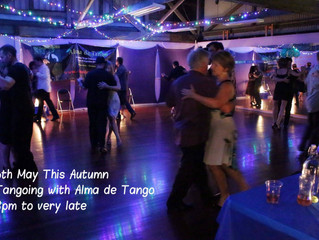 Our Autumn Milonga Is Not To Be Missed