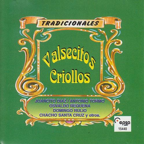 VALSESITOS CRIOLLOS TRADICIONALES