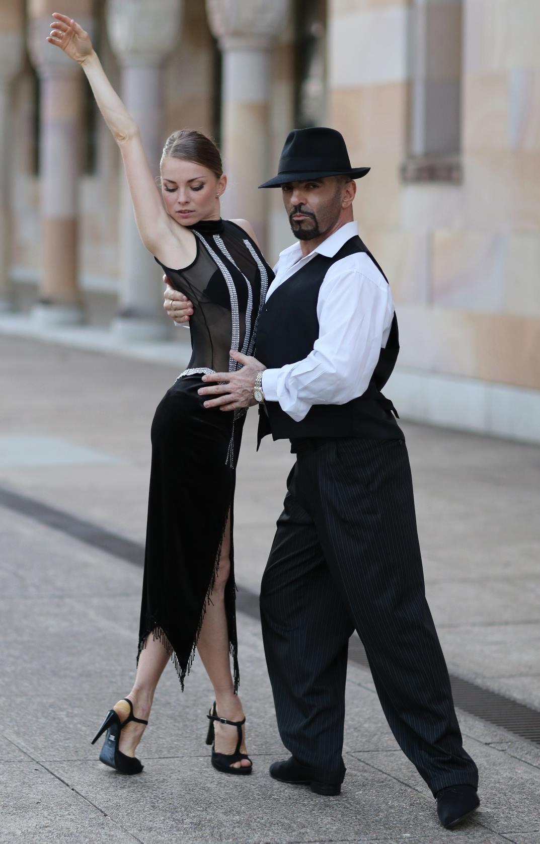 Hugo Fernández & Natasha Kush