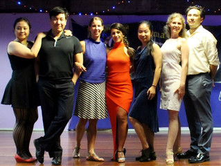 Our Owesome Milonga Core Team in Brisbane