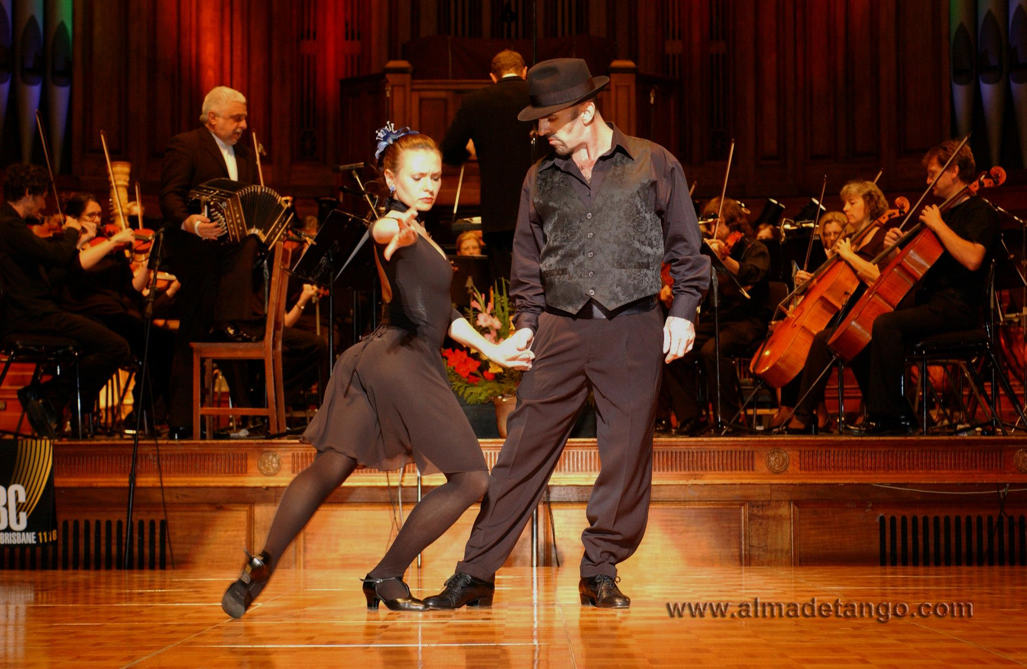 Hugo Fernández & Elena Ioutchentko