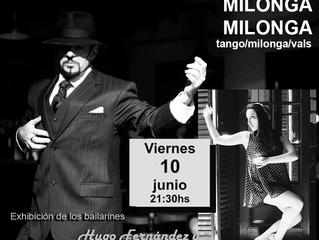 Hugo Fernandez in Buenos Aires: Update