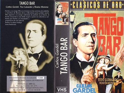 """""""TANGO BAR"""" by Carlos Gardel"""