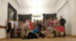 Tour Europa 2015 - Hugo en Belgrade