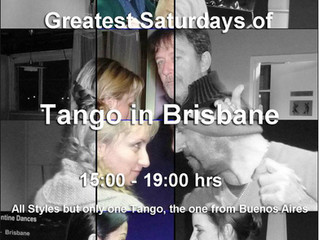 Full Tango With Teacher Marcel Conducting the Great October Program