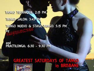 Tango Nuevo and Stage Tango: 3rd Hour!