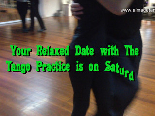 Practilonga Tango Safety Zone Every Saturday