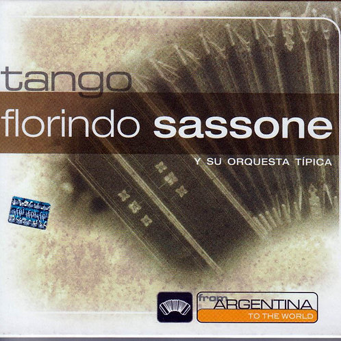 FLORINDO SASSONE Y SU ORQUESTA TIPICA
