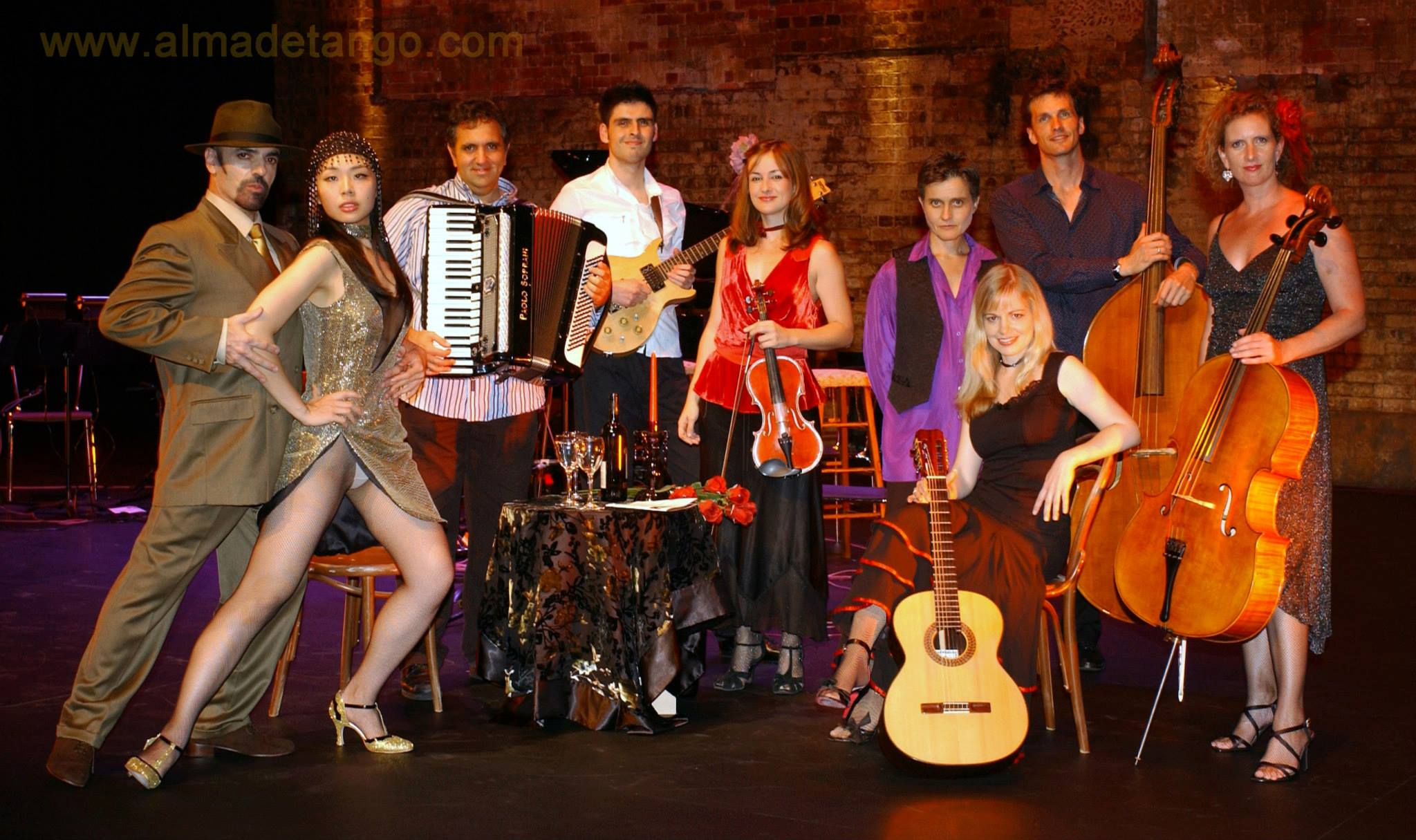 The Piazzolla Project 2006