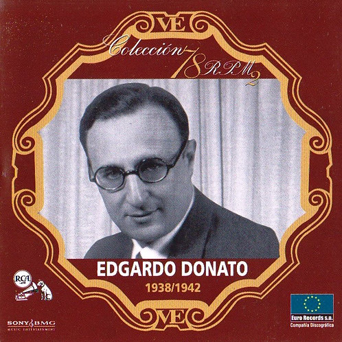 EDGARDO DONATO 1938 - 1942