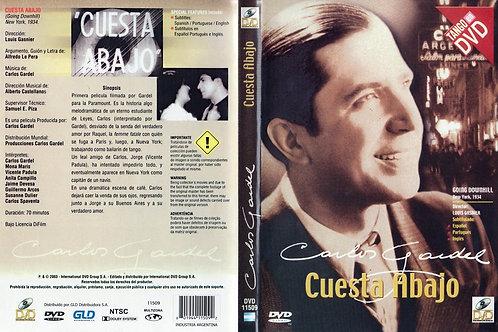 """""""CUESTA ABAJO"""" - Carlos Gardel"""