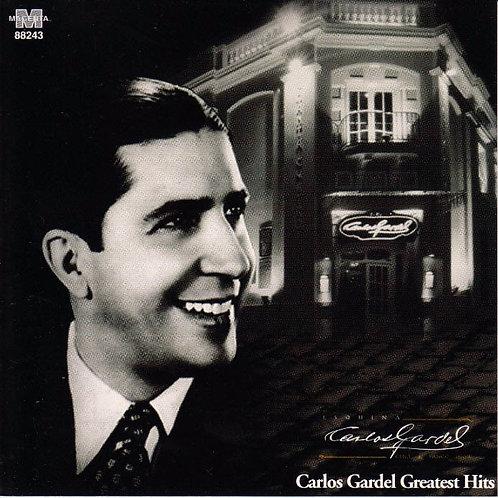"""ESQUINA CARLOS GARDEL  """"Carlos Gardel Greatest Hits"""""""