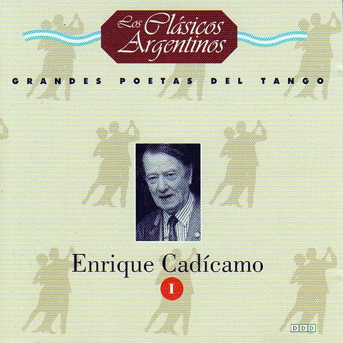GRANDES POETAS DEL TANGO - Enrique Cadícamo