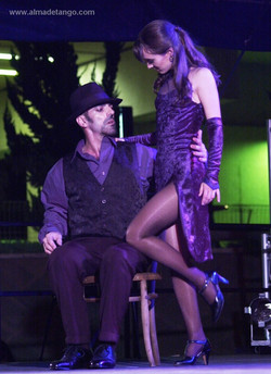 Hugo Fernández & Maria Fjellheim