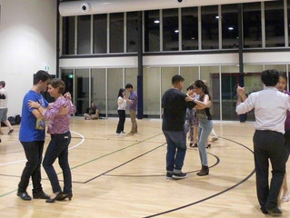 Tango Course 1st Semester running at Full Strenght!