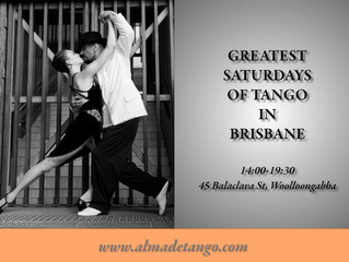 Another Greatest Saturday of Tango!