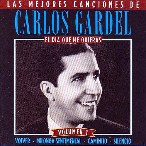 """CARLOS GRADEL """"Las Mejores Canciones"""" Vol 1"""