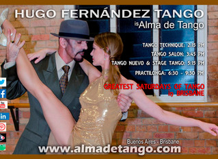 Stage Tango Continue, Tomorrow 3rd Class