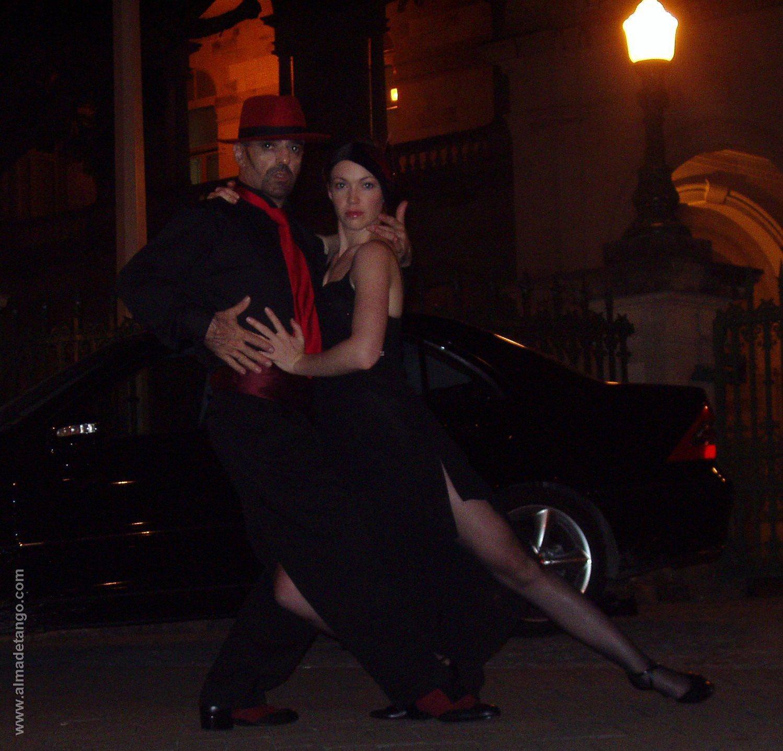 Hugo Fernández & Melanie Berry