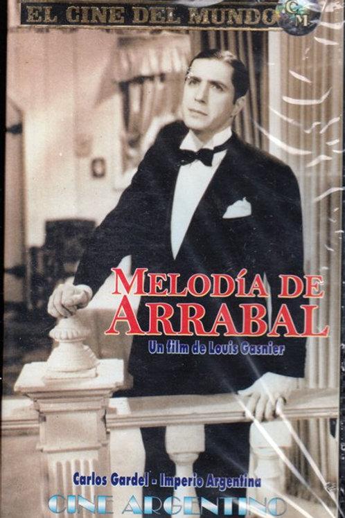 """MELODIA DE ARRABAL"" - Carlos Gardel"