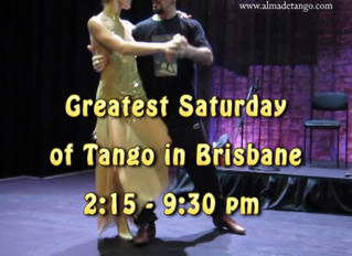 ENJOY YOUR GREATEST TANGO DAY OF THE WEEK!