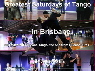 July Tango Winter Fever is Greater than Ever in Brisbane!