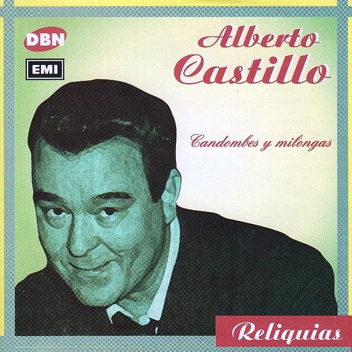 """ALBERTO CASTILLO """"Candombes y Milongas"""""""