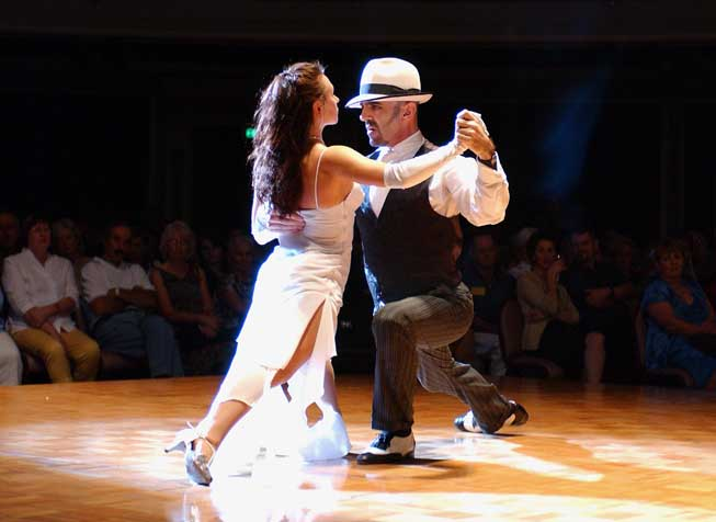 Elena Ioutchentko & Hugo Fernandez