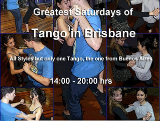 Yes! Saturday Greatness is Back Again with Tango!