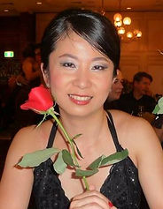 Tango Instructor Shirley Yao