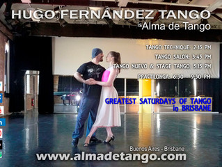 Stage & Tango Nuevo Last Workshop 2019
