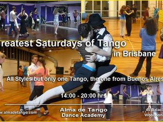 Every Week The Greatest Tango in Brisbane