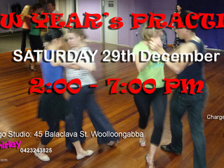 Join Our New Year's Práctica!