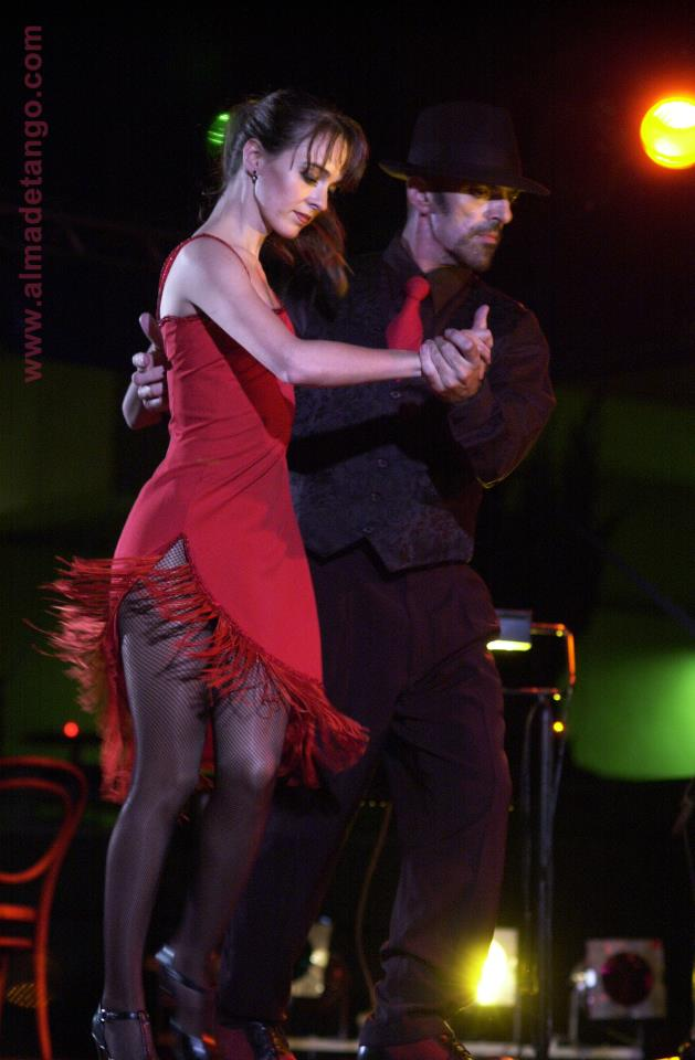 Maria Fjellheim & Hugo Fernandez