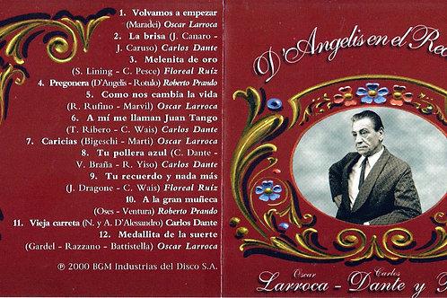 D'ANGELIS EN EL RECUERDO - Alfredo D'Angelis