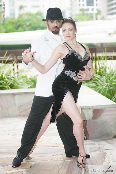Clare Morehen & Hugo Fernandez