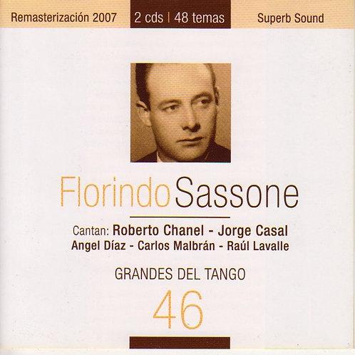 "FLORINDO SASSONE ""Grandes del Tango"""
