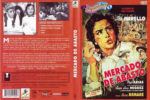 MERCADO DE ABASTO MOVIE -  TITA MERELLO
