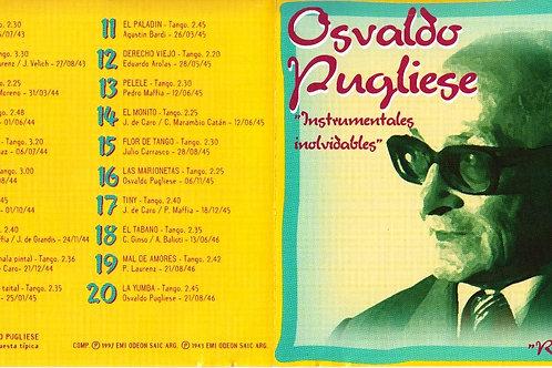"""RELIQUIAS"" - OSVALDO PUGLIESE"