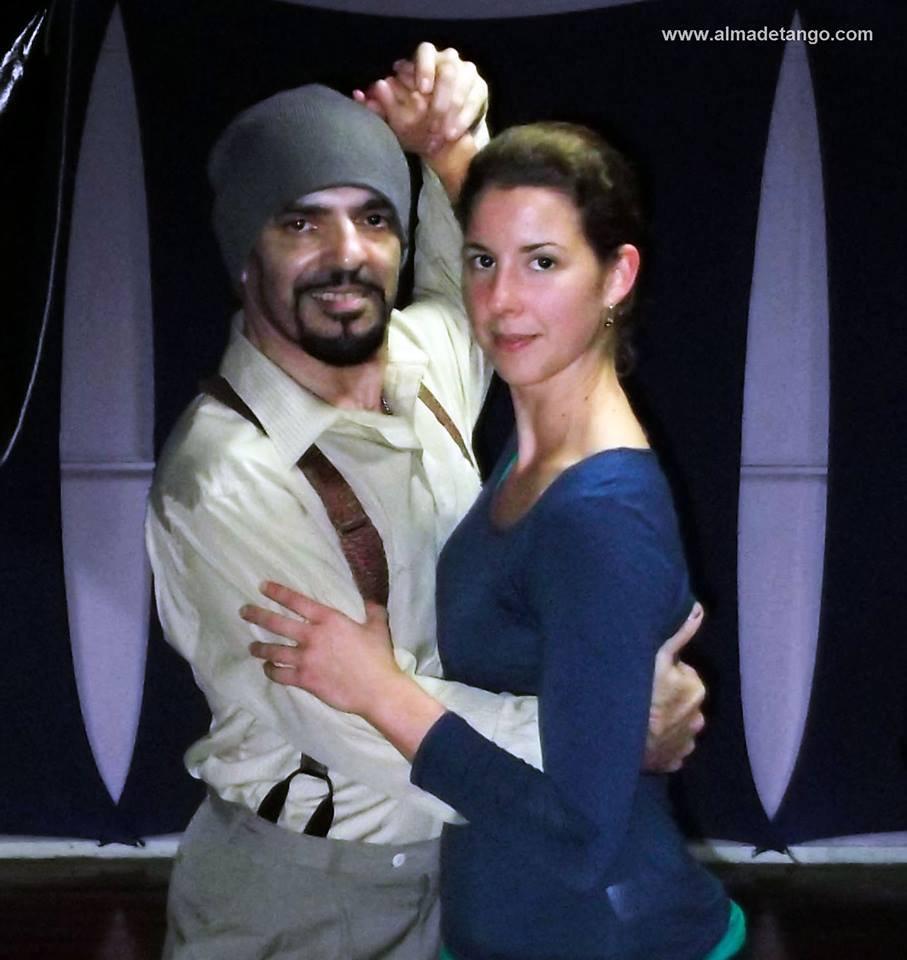 Wedding Tango Choreography