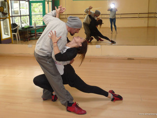 Great Greatest Saturday of Tango with Hugo!