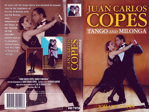 """Tango and Milonga"" by Juan Carlos Copes"