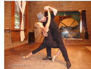 Don't Miss Tomorrow's Hugo Greatest Saturday of Tango in Brisbane!