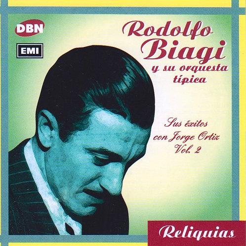 "RODOLFO BIAGI - JORGE ORTIZ ""Vol 2"""