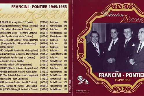 "FRANCINI PONTIER ""1949-1953"""