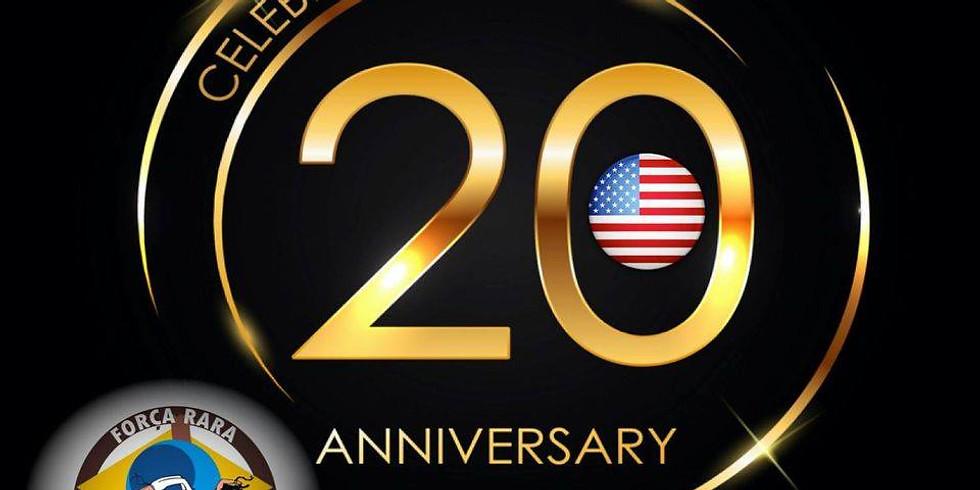 20 Years of Forca Rara Capoeira Anniversary Celebration