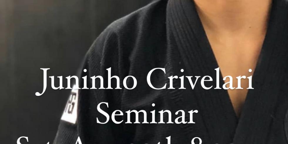 Juninho Crivelari BJJ Seminar