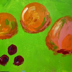 New Work – Fruit Study